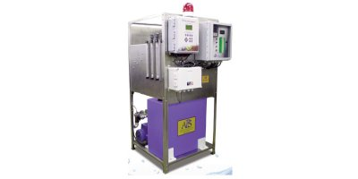 AquaPulse - Model APS-3V - 3-Chemical Chlorine Dioxide Generator