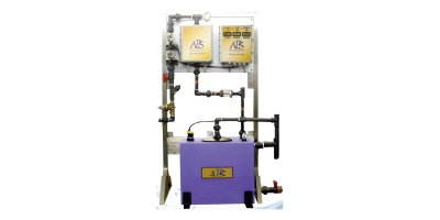 AquaPulse - Model APS-3T - 3-Chemical Chlorine Dioxide Generator