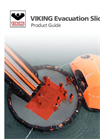 Model VES-DD - Double Track Evacuation Slide Steel Systems - Brochure