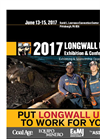 Longwall USA Exhibition & Conference 2017 - Brochure