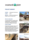 Underground Storage Tank (UST) Removal and Closures Brochure