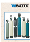 Watts - Water Softeners - Brochure