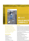 Solid Waste Landfills Brochure