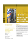 Low Ground Pressure Drilling Services Brochure
