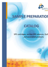 Sample Preparation Catalog