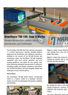 OmniVeyor - Model TM-100 - Harvest Automation Mobile Robots for Distribution and Fulfillment How it Works