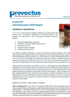 Provect-IR™  Antimethanogenic ISCR Reagent - Technical Data Sheet