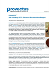 Provect-OX™  Self-Activating ISCO / Enhanced Bioremediation Reagent - Technical Data Sheet