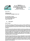 Provect-IR™ - FDEP Acceptance Letter