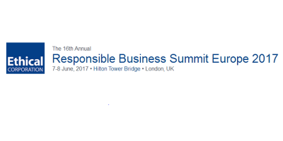 Responsible Business Summit Europe 2017