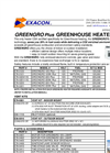 Greenhouse Heaters Exchangers pdf