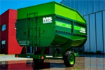 Model M&S 8 - Mixer-Forage Vagon (two in one)
