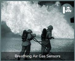 Gas detection solutions for the breathing air gas sensors industry - Monitoring and Testing
