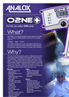 O2NE+ Oxygen Depletion Monitor Datasheet