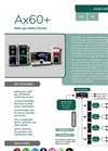 Analox - Model AX60+ - Wall-Mountable Multi Gas Monitor - Brochure
