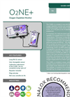 Analox - Model O2NE+ - Oxygen Depletion Monitor - Brochure