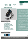 Analox - Model O2EII Pro - Portable Nitrox Analyser - Brochure