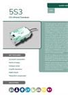 Analox - Model 5S3 - CO2 Infrared Transducer - Brochure