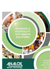 Beverage & Hospitality Gas Sensor Solutions - Brochure