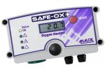 Analox - Model Safe-Ox+ - Oxygen Enrichment and Depletion Monitor