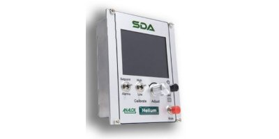 Analox - Model SDA - Helium - Saturation Control Gas Monitoring