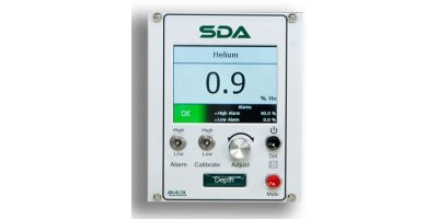 Analox - Model SDA Depth - Saturation Control Gas Monitoring