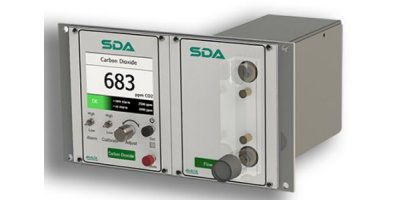 Analox - Model SDA Carbon Dioxide - Saturation Control Gas Monitoring