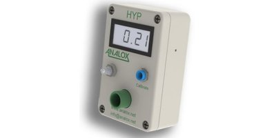 Analox - Model HYP - Partial Pressure Oxygen Monitor
