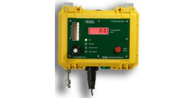 Analox - Model Hyper-Gas MkII - Hydrocarbon Monitor for Commercial Diving