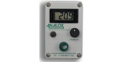 Analox - Model O2 Portable - Gas Cylinder Monitor