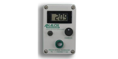 Analox - Model O2 Portable - Gas Cylinder Checker for Air Diving