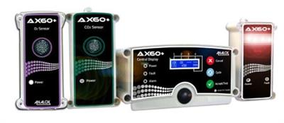 Analox - Model AX60+ - Multi-Gas Monitor (Oxygen Variant)