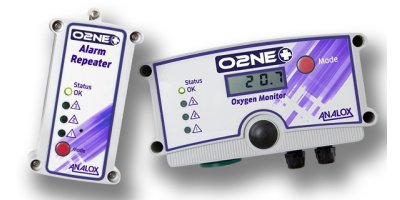 Analox - Model O2NE+ - Oxygen Depletion Monitor