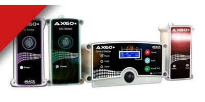 Analox - Model AX60+ - Multi Gas Detector for Fast Food Restaurants