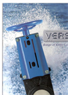 Versa - Model 730 - Semi Lug Knife Gate Valves Brochure