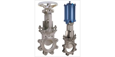 Model 940 - Full Lug Knife Gate Valves