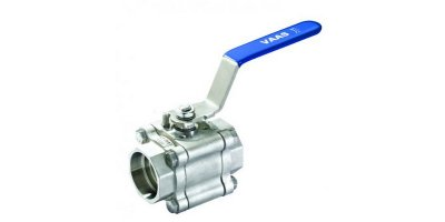 Model 47 Series - Three Piece Ball Valves