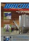 Model TA - Tapered Auger Vertical Blend Systems Brochure
