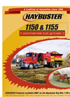 Haybuster - Model 2564 - Balebuster - Bale Processor Brochure
