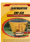 Haybuster - Model 77C - Seed Drill- Brochure