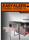 Tote Box Wash Systems Brochure