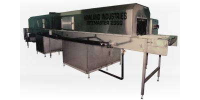 Tote Box Wash Systems