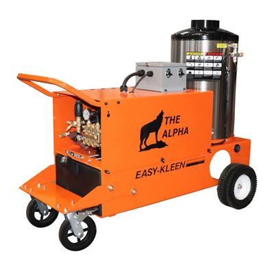 Easy Kleen - Electric – Oil Fired Industrial Hot Water