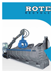 RR Series - RR5 - RR6 Roter Recycling Balers Brochure