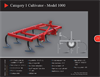 Model 1000 - 3 Point Hitch Cultivator Brochure