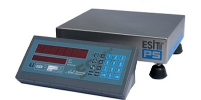 Esit - Model PS - Desktop Weighing Scales With Single Load Cell