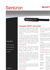 MiniFET - Compact ISFET pH Probe Brochure