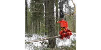 Model 200-125 HT  - Hydraulic Tilt Energy Wood Head