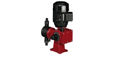 Lutz-Jesco - Model MEMDOS E - Motor-driven Diaphragm Dosing Pumps