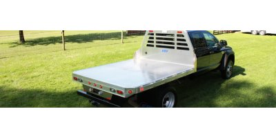 M.H. Eby - Aluminum Flatbed Towing Body